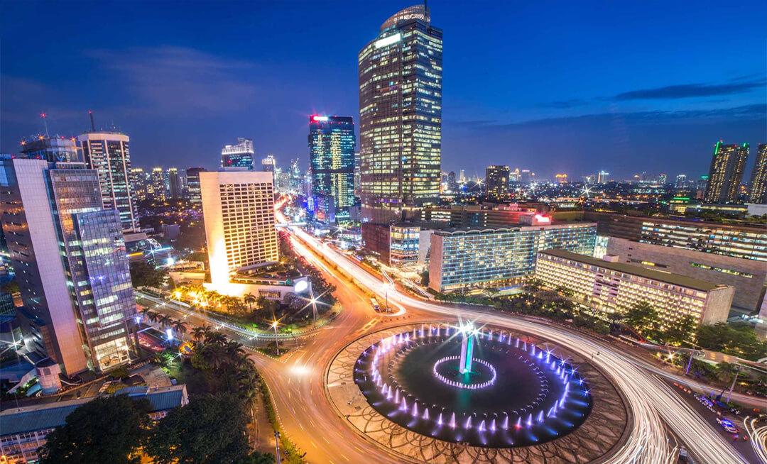 Jalan-Jalan di Jakarta