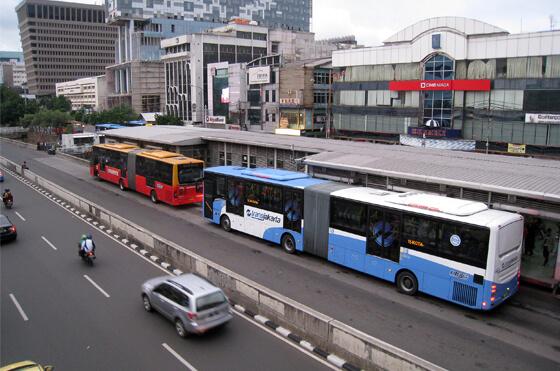 Rute Busway TransJakarta