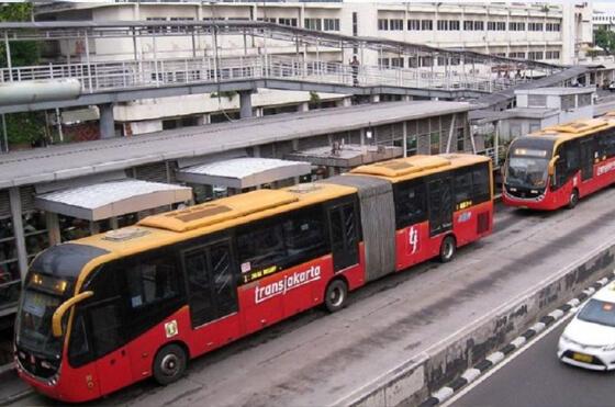 Jadwal Busway TransJakarta