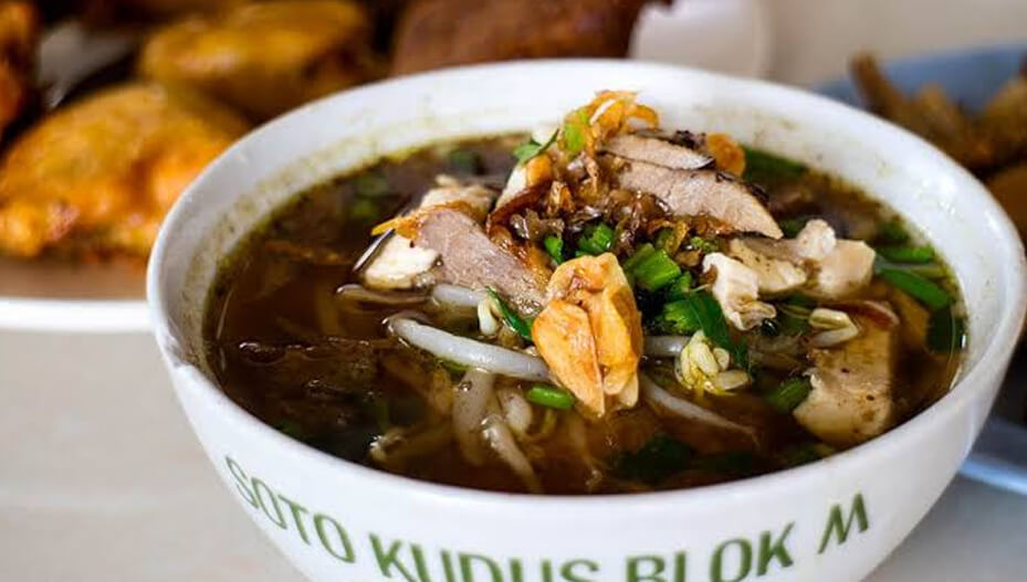 Soto Kudus Blok M