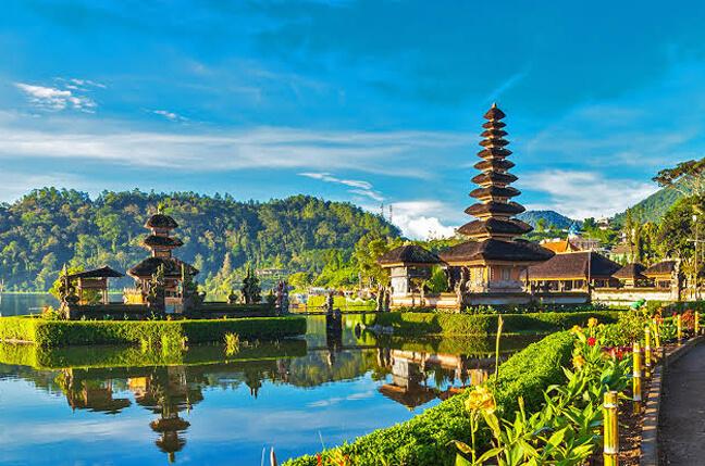 Berlibur ke Bali