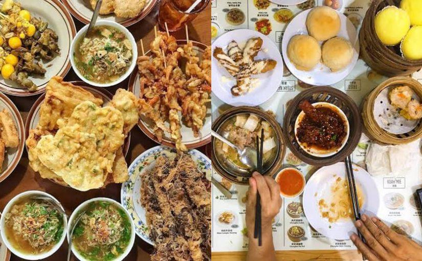 Tempat makan enak di Jakarta