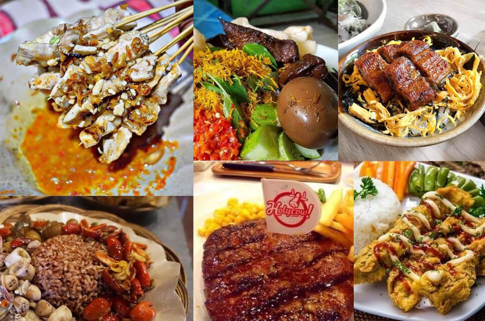 Rekomendasi tempat makan enak di Jakarta