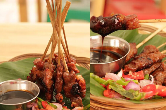 Sate Maranggi Ibu Yayah