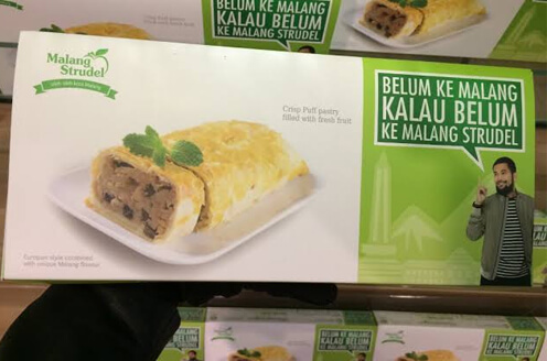 Malang Strudel
