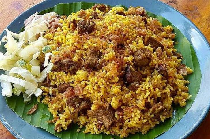 Nasi goreng kambing Kebon Sirih 2