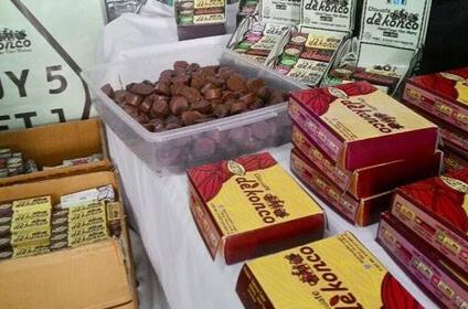 Oleh-oleh khas kota Malang - Cokelat Tempe