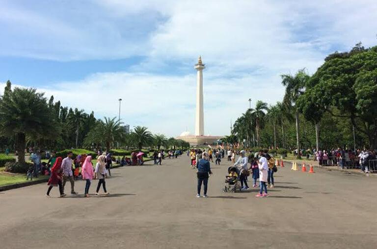 Berlibur ke Jakarta