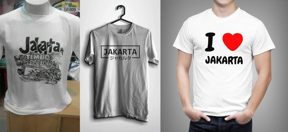 Kaos Jakarta