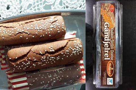 Roti Ganjal Rel