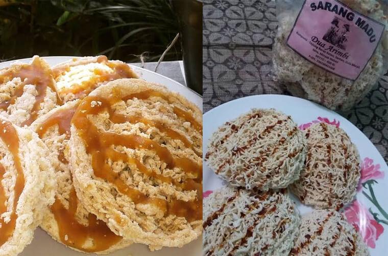 Kue Sarang Madu