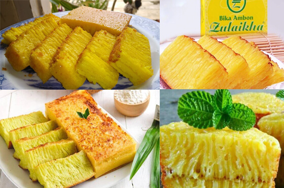 Bika Ambon